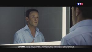 Le 20 heures du 15 septembre 2015 : The Program, la vie de Lance Armstrong portée à l'écran - 2136