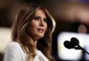 Melania Trump à la convention républicaine de Cleveland, le 19/07/16