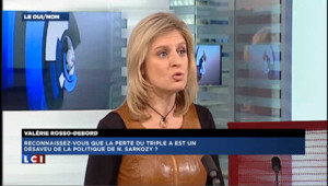"""Valérie Rosso-Debord : """"La perte du triple A ne doit pas empêcher de mener les réformes nécessaires"""""""