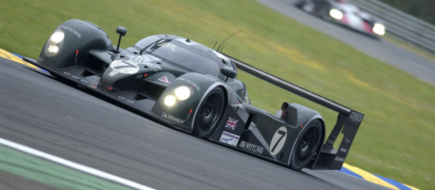 Bentley Speed 8 24h Le Mans 2003