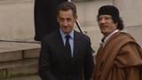 Kadhafi, une visite à 10 milliards d'euros