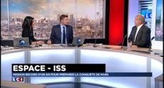 """Conquête de Mars : """"S'installer d'abord définitivement sur la Lune"""""""