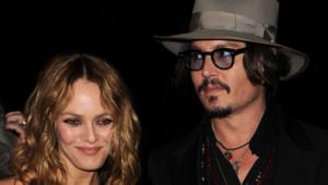 Johnny Depp Vanessa Paradis