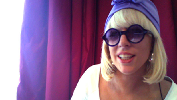 Lady Gaga Poker Face Vous avez un message