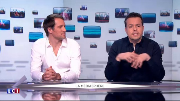"""Nicolas Demorand : revenir à la télé """"ça pourrait être sympa"""" !"""