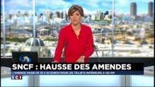 SNCF: l'amende passe de 35 à 50 euros pour les petits trajets