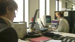travail bureau emploi salarié