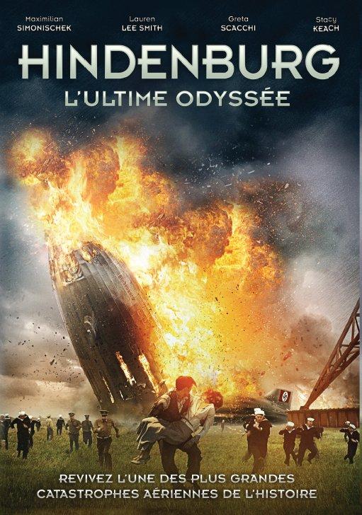 Visuel du film Hindenburg, l'ultime odyssée