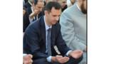 Syrie: première sortie publique de Bachar al-Assad depuis un mois