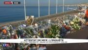 Attentat de Nice : une chaîne humaine a permis la réouverture de la Promenade des Anglais