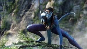 Avatar de James Cameron, Zoe Saldana
