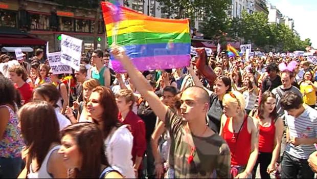 DEPART GAY PRIDE 25 juin 2011