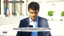 François Hollande et ses ministres réunis pour préparer les grands dossiers de la rentrée