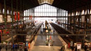 hall de la gare du nord
