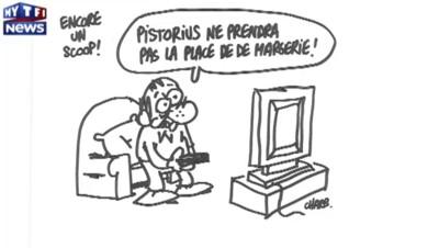 L'actu croquée par Charb, aussi piquant que drôle
