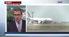 """Le 20 heures du 25 mai 2015 : Vol Air France Paris-New York escorté : """"Les Américains prennent toujours au sérieux ces menaces"""" - 197"""