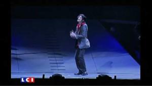 Les images de la dernière répétition de Michael Jackson