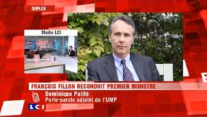 Paillé : Nicolas Sarkozy est serein