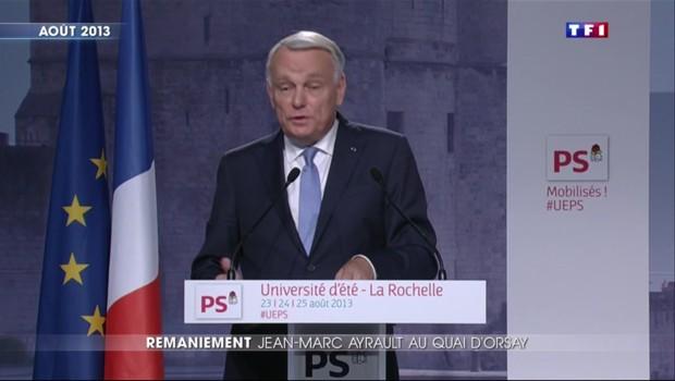 Remaniement : 2 ans après l'avoir quitté, Jean-Marc Ayrault de retour dans le gouvernement