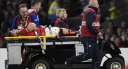Scott Williams, l'un des Gallois obligés de déclarer forfait après sa blessure.