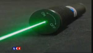 Un laser (archives).