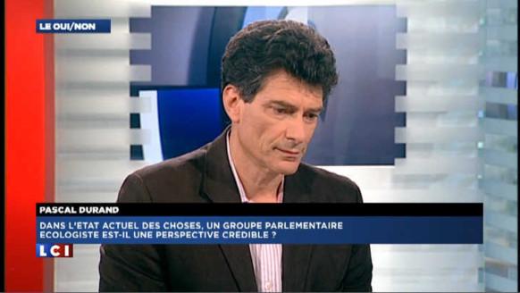 """Durand : """"Nous sommes en train de construire une nouvelle majorité"""""""
