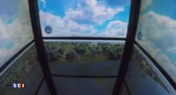 New York vu de l'observatoire du One World Trade Center