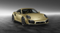 Porsche 911 Turbo S Exclusive Kit 2015