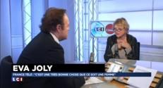 """Pourquoi le parti EELV est """"détesté"""" ? """"Il y a une résistance au changement"""", affirme Eva Joly"""