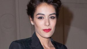 Sofia Essaïdi au défilé Jean-Paul Gaultier le 8 juillet 2015.