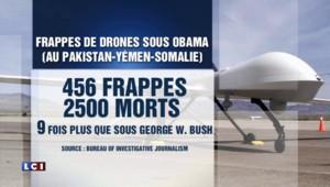 Etats-Unis : des proches de deux Yéménites, tués par un drone, portent plainte