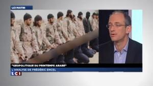 """Frédéric Encel : les terroristes de l'EI voient les occidentaux """"comme des animaux"""""""