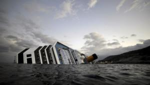 Le paquebot Concordia s'est échoué le 13 janvier près d'une île italienne faisant 32 morts, dont six Français.