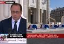 """Panthéon : """"70 ans après, ces haines reviennent"""", déclare Hollande"""