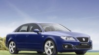 SEAT Exeo 2.0 TDI 120 ch Style - 2011