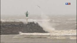 Risque de submersion : la Vendée en vigilance orange