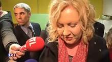 Sylvie Montel, candidate FN dans le Doubs, en tête de l'élection législative partielle