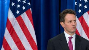 Timothy Geithner, Secrétaire au Trésor des États-Unis