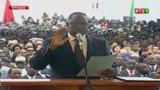 Sénégal: le nouveau président Macky Sall a prêté serment