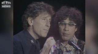 """En 1989, Alain Souchon chante """"J'ai 10 ans""""... quand il est victime d'un trou de mémoire"""