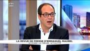 Emmanuel Maurel, député européen PS fait sa revue de presse politique