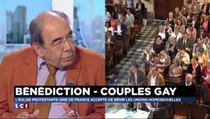 """L'Eglise protestante accepte de bénir les couples gays : """"Cela va obliger le Vatican à réfléchir"""""""