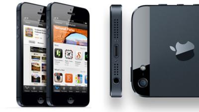 L'iPhone 5