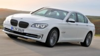 BMW 730Ld Exclusive Individual A - 2012
