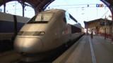 Gros retards sur le réseau du TGV Est en raison du verglas