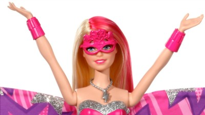 Barbie Super Princesse de Mattel