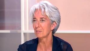 Christine Lagarde (27 juillet 2008)