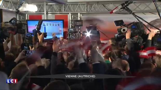 Élections en Autriche : l'extrême droite en tête au premier tour de la présidentielle