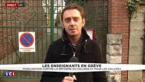 Grève des enseignants : à Lille, la suppression de 60% des classes bilangues ne passe pas