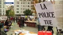 Mort de Rémi Fraisse : A Paris, la manifestation se déroule dans le calme